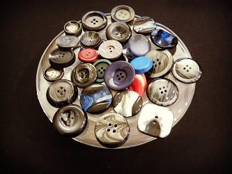 Πολυεστερικά Κουμπιά